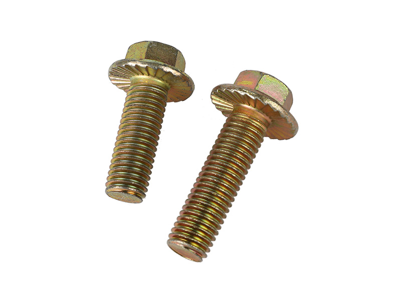Hex flange screws