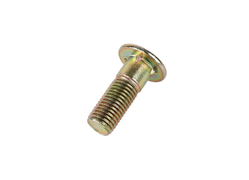 Round head bolt
